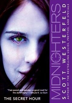 The only Westerfeld series I've ever really liked.