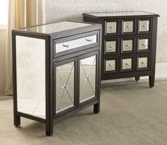 Reflection Of Great Home Style Mirrored Chest Steinmart Love These