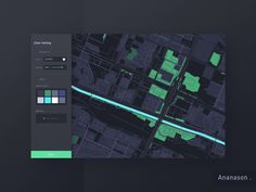 3 D Map by Ananason for New Beee on Dribbble Web Ui Design, Dashboard Design, Map Design, Design Thinking, 3d Data Visualization, Fluent Design, Fashion Web Design, Motion Design, Studio App