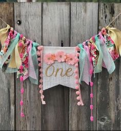 This boho banner would also look cute personalized to go into baby girl's nursery- how cute to them use it for her first birthday party! BOHEMIAN Birthday Highchair FLORAL First Birthday Highchair Banner Aztec Feathers Teepee Garland Dreamcatcher Boho Wild One Crown ...#affiliate #boho #bohostyle #babygirl #etsy #diypartydecorationsboho