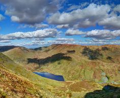 Kentmere Horseshoe, Lake District UK