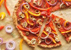 Universo dos Alimentos: Pizza com base de Couve-flor