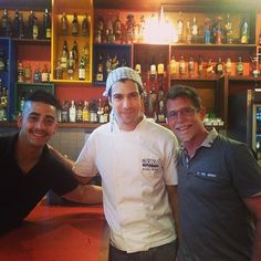 Afternoon w chef Rodrigo Oliveira @ Mocotó. The guy knows both incred trad flavor & modern precision