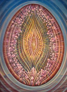 Amanda Sage   Sacred Geometry <3 Almost resembles the vulva <3