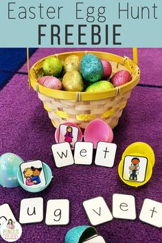 These adorable CVC and CCVC word building games are so much fun for preschool, kindergarten, and first grade students. Sign up for the Pencils to Pigtails newsletter through this link to grab your free games immediately!