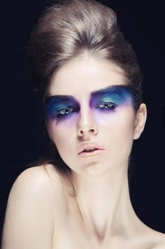 Makeup: Sarah Chaudhry  Photographer: Zhiffy Photography   Hair: Zennie   Model: Daria (Upfront)