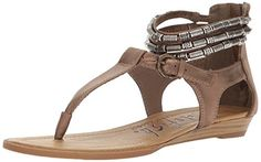 4ea3b9a7c7cb0 New Blowfish Women s Bombshell Wedge Sandal online. Find great deals on  Brieten Sandals-shoes from top Shoes store.