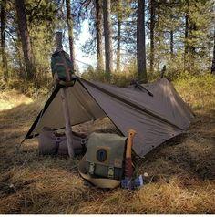 Bushcraft Gear, Bushcraft Camping, Camping And Hiking, Camping Survival, Camping Life, Outdoor Survival, Hiking Gear, Survival Gear, Survival Stuff