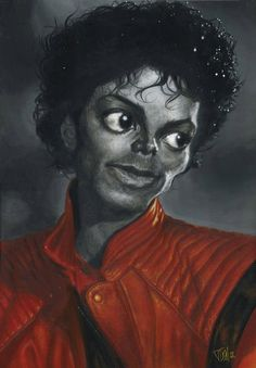 Michael Jackson (Caricature) 'Thriller' Dunway Enterprises - http://www.amazon.com/s/?_encoding=UTF8&camp=1789&creative=390957&field-keywords=Michael%20jackson&linkCode=ur2&rh=n:4991425011,k:Michael%20jackson&tag=freedietsecre-20&url=search-alias%3Dcollectibles&linkId=TMHIR5JMC2JR3XV5