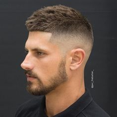 290 Best Fade Cuts Images On Pinterest In 2018 Men Hair Styles