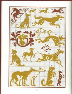 Gallery.ru / Photo # 2 - Repertoire des motifs - Orlanda dog