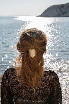 HEART IN MY HEAD - Hair Pin