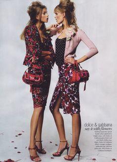 Dolce & Gabbana - Craig McDean - Vogue US