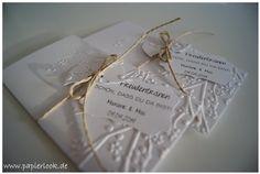 ~ für FREUDENTRÄNEN Gastgeschenke zur Hochzeit ~ von papierlook auf DaWanda.com