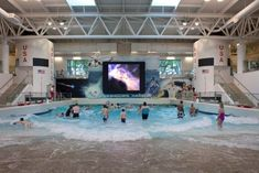 You've Never Experienced Anything Quite Like This Themed Waterpark In Oregon