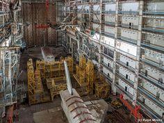 Explorador descobre os restos tristes do programa espacial soviético