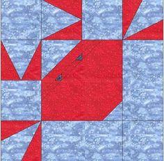 View album on Yandex. Paper Pieced Quilt Patterns, Quilting, Foundation Paper Piecing, Views Album, Applique, Patches, Kids Rugs, Blanket, Yandex
