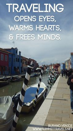 What does travel do to you?