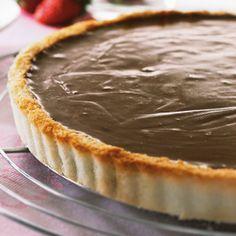 Coconut Crusted TOBLERONE Tart | Recipe | Easter