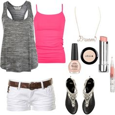 Love this summer outfit!!!