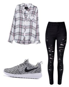 """""""Untitled #76"""" by tia12502 on Polyvore featuring Rails and WithChic"""