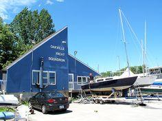 Oakville Yacht Squadron - Oakville, Ontario Oakville Ontario, Wonderful Places, Niagara Falls, Toronto, Coast, Real Estate, Canada, Community, Cabin