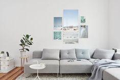 Meine liebsten Poster und Accessoires aus dem Onlineshop JUNIQE + Verlosung | SoLebIch.de Shops, Living Room Art, Gallery Wall, Relax, Wall Decor, Couch, Warm, Poster, Affair