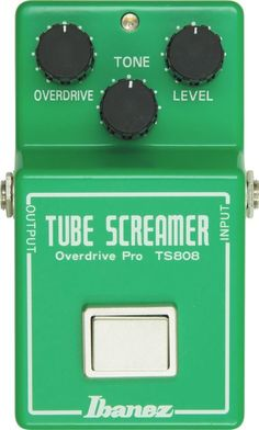 Tube Screamer 808