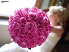 Bouquet Sposa Fucsia.28 Fantastiche Immagini Su Idee Per Matrimoni In Fucsia Nel
