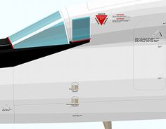 """Check out new work on my @Behance portfolio: """"Über Detail: XB-70A Valkyrie 20207 Illustration"""" http://be.net/gallery/36396507/UEber-Detail-XB-70A-Valkyrie-20207-Illustration"""