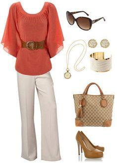 Outfit para reunion