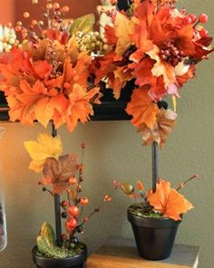 DIY Autumn decor
