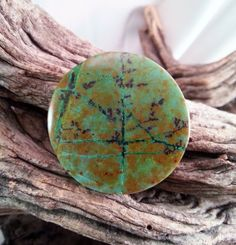 Hey, I found this really awesome Etsy listing at https://www.etsy.com/listing/219919145/dendritic-chrysocolla-handmade-designer