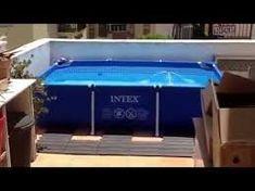 Bildresultat för habillage piscine hors sol intex