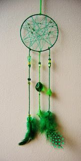 How to make a dream catcher, really EASY!