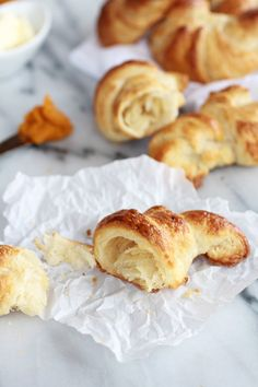 Homemade Croissants (with step-by-step photos)   Half Baked Harvest