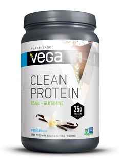 Pin for Later: Stay on the Go With Our May Must Haves Vega Clean Protein