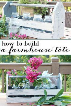 How to build a farmh
