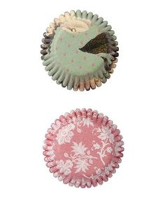 Talking Tables Frills & Frosting Mini Morsel Cupcake Wrapper - Set of 300 Mad Hatter Day, Tea Cafe, Cupcake Cases, Calming Colors, Cupcake Wrappers, Mini Cupcakes, Artsy Fartsy, No Frills, Yummy Treats