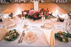 View from the head table | The Center @ Holiday Inn | Breinigsville, PA | Call 610.391.1000 today for your tour!