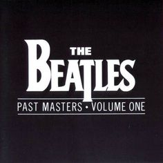 Carátula Interior Frontal de The Beatles - Past Masters Volume One