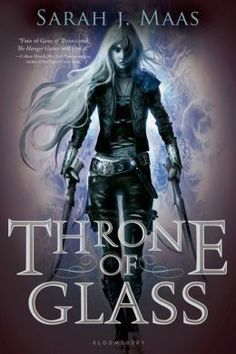 A pleasent surprise.   (Throne of Glass #1)