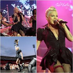 On This Day in #PinkHistory 15th July 2010 P!nk played in Nuremberg, Germany, on the Summer Carnival Tour