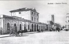 1920 Barletta Stazione ferrovia