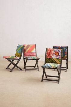 Overdyed Terai Chair - Anthropologie.com