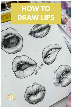 step by step drawing realistic