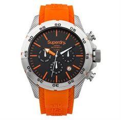 4436c9dcc03c La aventura y la moda van de la mano de este magnífico reloj Superdry  Aventurer