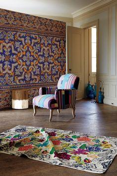 rug and tile