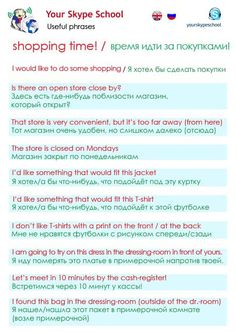 #shopping #voc #useful #phrases #russian