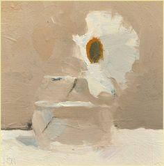 "Mark Nelson | ""Flower 5"" | Small Works | Gallery 1261 :: Denver, Colorado"